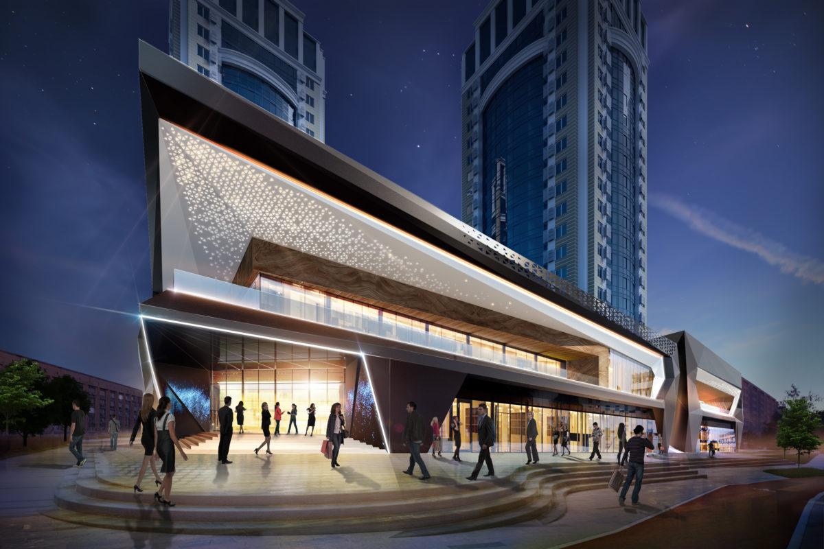 Smart Plaza Polytech concept