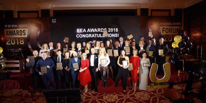 AVG получила награду Commercial Interior of the Year