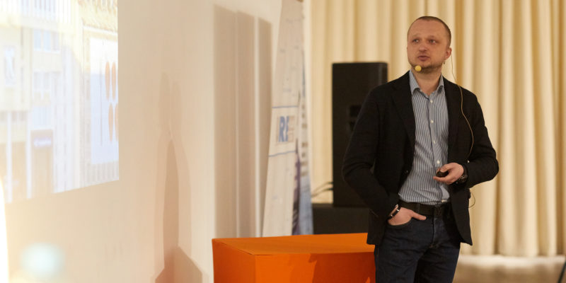 Multifunctional, flexible, variable. Andrey Voitko announced the requirements for modern projects.
