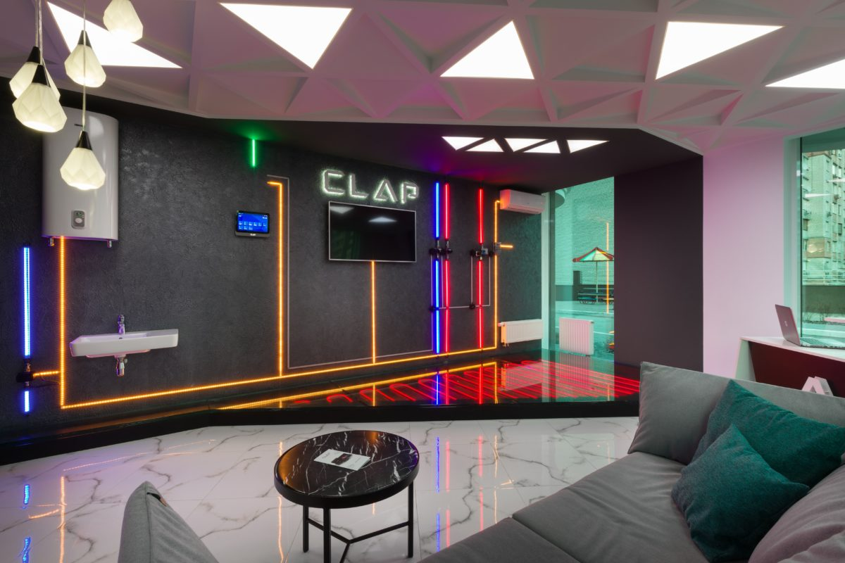 Штаб-квартира CLAP