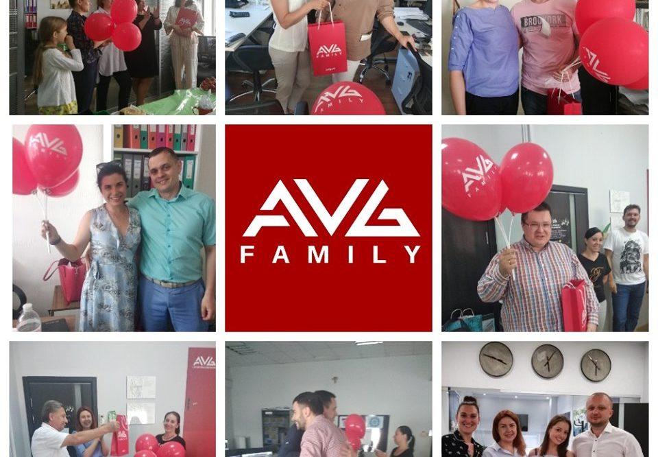 Сегодня Украина отмечает День семьи!