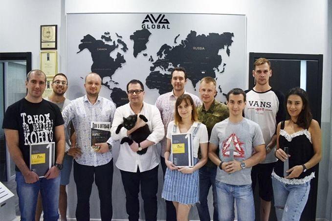 AVG поздравляет журнал «Дом и Интерьер» с 20-летием издания