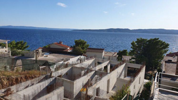 В Хорватии идет строительство отеля «Nazario» по нашему проекту
