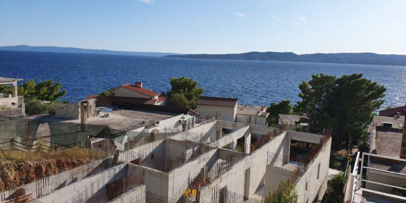 """В Хорватии идет строительство отеля """"Nazario"""" по нашему проекту"""