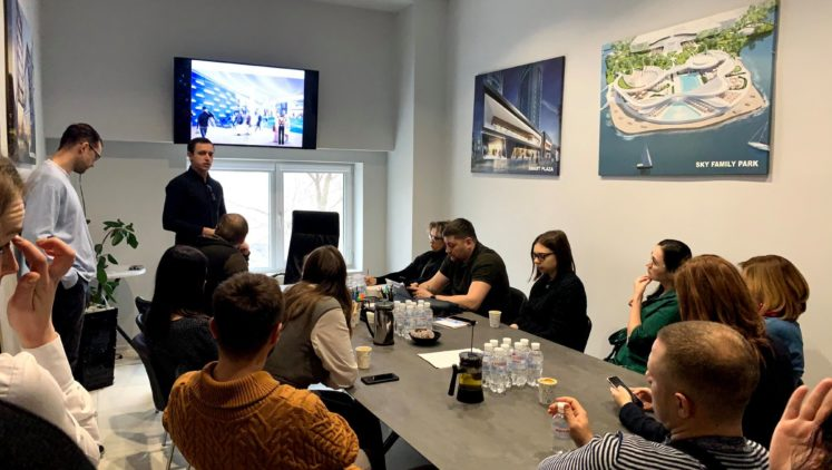 Студенты PRO PM посетили офис AVG Group