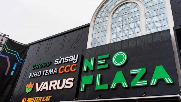 Открытие ТРЦ Neo Plaza